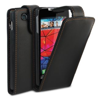 London Magic Store   FLIP LEATHER CASE COVER FOR MOTOROLA RAZR XT910