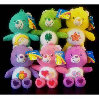 Glücksbärchi,Glücks  Bärchen, Care Bears, farbig sortiert ca. 26