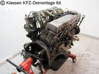 Motor Engine W124 S124 Mercedes 250 D 90Ps OM602.912