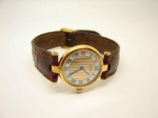damen chronograph bicolor