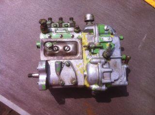 Einspritzpumpe Fendt Farmer 2 ( 2s 2d 2) 3 Zylinder Bosch Pumpe