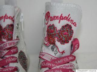 Pampolina *♥* süsse begehrte Chucks ~ Stiefel ~ Boots *♥* 28 / 29