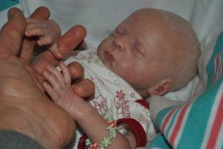 RIHANNA Reborn Baby Doll Kit RYAN by Natalie Scholl