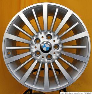 4x Original BMW 3er F30 18 Zoll Alufelgen Vielspeiche Styling 416