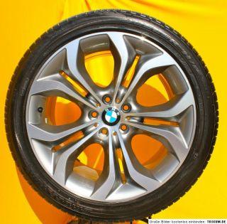 Original BMW X5 E70 X6 E71 E72 Alufelgen Y Speiche Styling 336