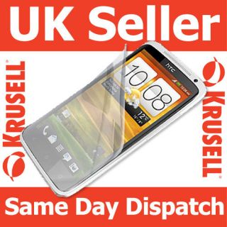KRUSELL SELF HEALING SCREEN PROTECTOR FOR HTC ONE X  20122