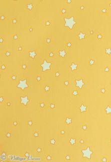rasch Tapete DANDINO Kindertapete 945 2 Sterne gelb