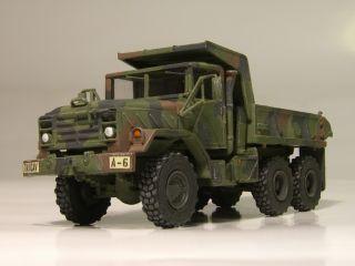 Roco Minitanks M929 5 t Dump Truck Kipper 6x6 US Army