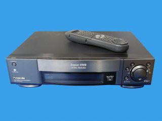 Panasonic NV   HS 950 S VHS u. VHS Videorekorder NV HS950