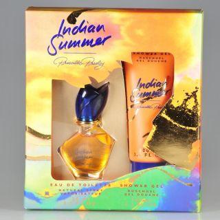 58,29EUR/100ml) Priscilla Presley Indian Summer 20ml EdT Spray im Set