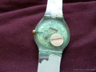 SWATCH * Armbanduhr Uhr   * Scuba   Beach Virgin   SDG104 *   (39