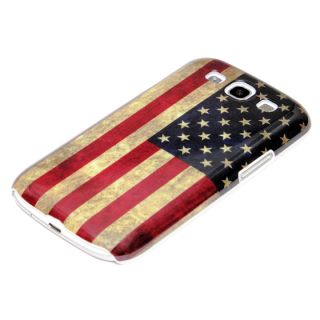 Samsung Galaxy S3 Hülle Case Schutzhülle Hard Cover Tasche Etui