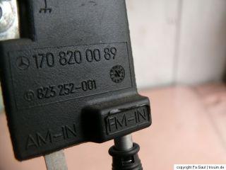Mercedes Benz SLK 170 Antennenversärker Verstärker A1708200089 #B
