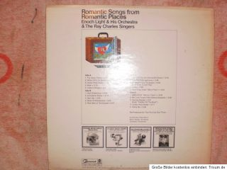 Romantic Songs from Romantic Places   Enoch Light   Command RSSD 967