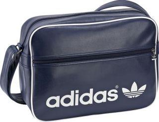 Adidas Tasche AC Airliner Bag navy/white