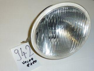 942 Vespa PX80, Bj 90, Scheinwerfer