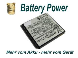 Akku/Battery Samsung SGH T959 SPH D700 GT I9008 1550mAh