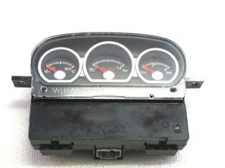 FORD FOCUS II 2.5 ST Ladedruck Anzeige Temperatur Display 6M5T 10B944
