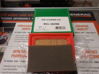 NEW MTD 951 10298 AIR FILTER PRE FILTER KIT CUB CADET
