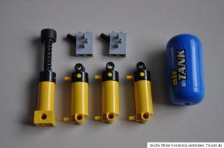 LEGO Technic 8439   Front End Loader Schaufellader von 2004 mit OVP u