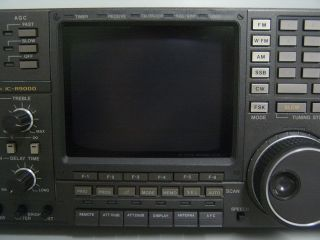 ICOM IC R9000 High End Kommunikationsempfänger [958]
