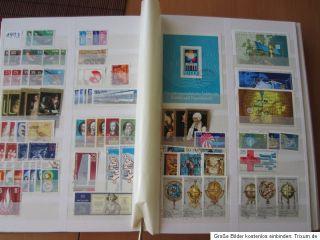 DDR,Dubletten Sammlung 1949 1990, gestempelt,siehe Fotos