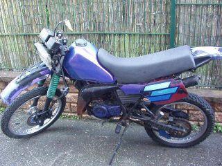Yamaha DT 80 Typ 53V Bj. 91 Gabel / Vordergabel
