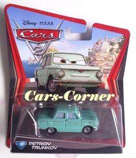 Disney Pixar Cars 2   Serie 2   Wählen Sie Ihr Lieblingsmodell + NEU