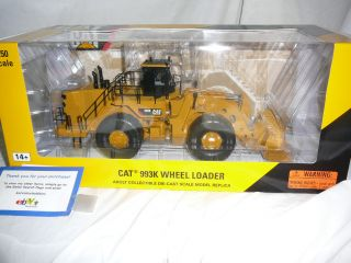 50 CA 993K WHEEL LOADER   NORSCO #55257