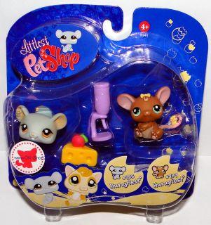 Littlest Pet Shop Set Sammlertierchen Tierchen NEU OVP