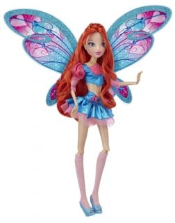 Winx Club 11.5 Deluxe Fashion Doll Believix Assortment   Bloom 2012