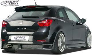 Heckspoiler Seat Ibiza 6J SC Dachspoiler Spoiler