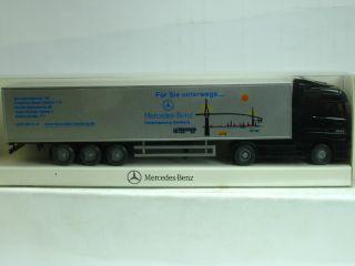 WM Mercedes Benz Niederlassung Hamburg MB Actros 1843 (SZ 982)
