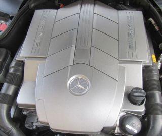 Mercedes Benz SL 55 AMG W230 113.992 Motor 113992 Moteur 500 PS 2004