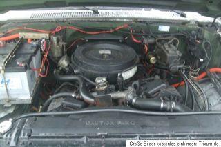 CHEVY CHEVROLET GMC K30 M1008 Pickup 6,2 Diesel Bj.1985