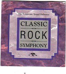 Original CD The Symphonic Sound Orchestra CLASSIC ROCK SYMPHONY