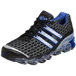 Mens Megabounce+ 2008 Running Shoe,Black/Royal/Silver,9 M US Shoes