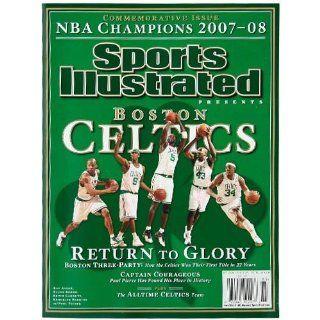 Boston Celtics 2007 2008 NBA Champions Sports Illustrated