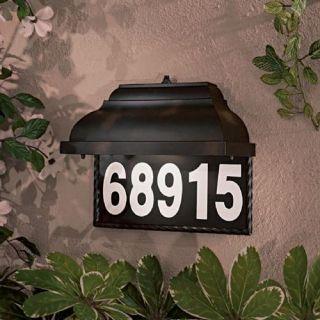 Minka 8000 94 PL Home Number Plate , Heritage