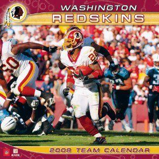Washington Redskins 2008 Wall Calendar