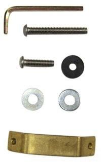 American Standard 603111 0030A Toilet Cover Locking Device Kit