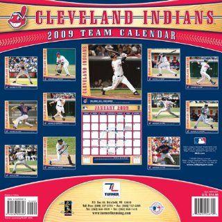 Cleveland Indians 2009 12 x 12 Team Wall Calendar