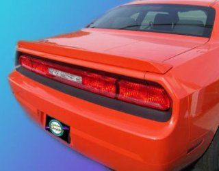 Dodge Challenger Rear Spoiler 2009 2010 2011 2012   Painted   PBS Deep
