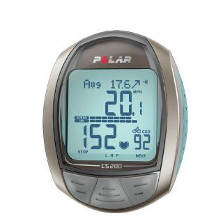 Cycling Computer Heart Rate Monitor (2008 Model)