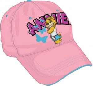 com Digger and Friends Annie Pink 2009 Ladies Hat