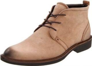 ECCO Mens Biarritz Chukka Boot Shoes