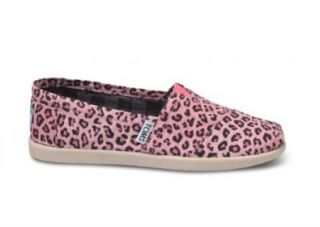 Slipon Shoes, Size: 6 M US Big Kid, Color: Pink Leopard: Shoes