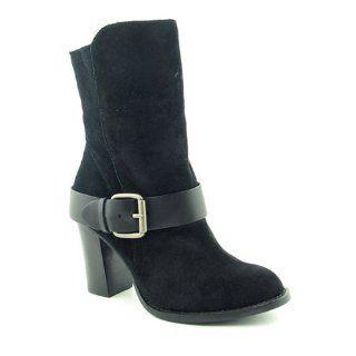 CONCEPTS Rihanna Womens SZ 5.5 Black Boots Fashion Ankle Shoes Shoes