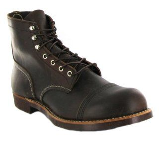 Red Wing 08111 Brown Leather Mens Boots Shoes