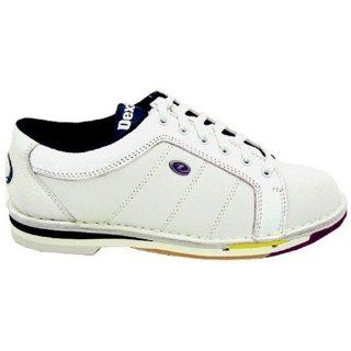 Dexter Womens SST White Bowling Shoes  Right Hand